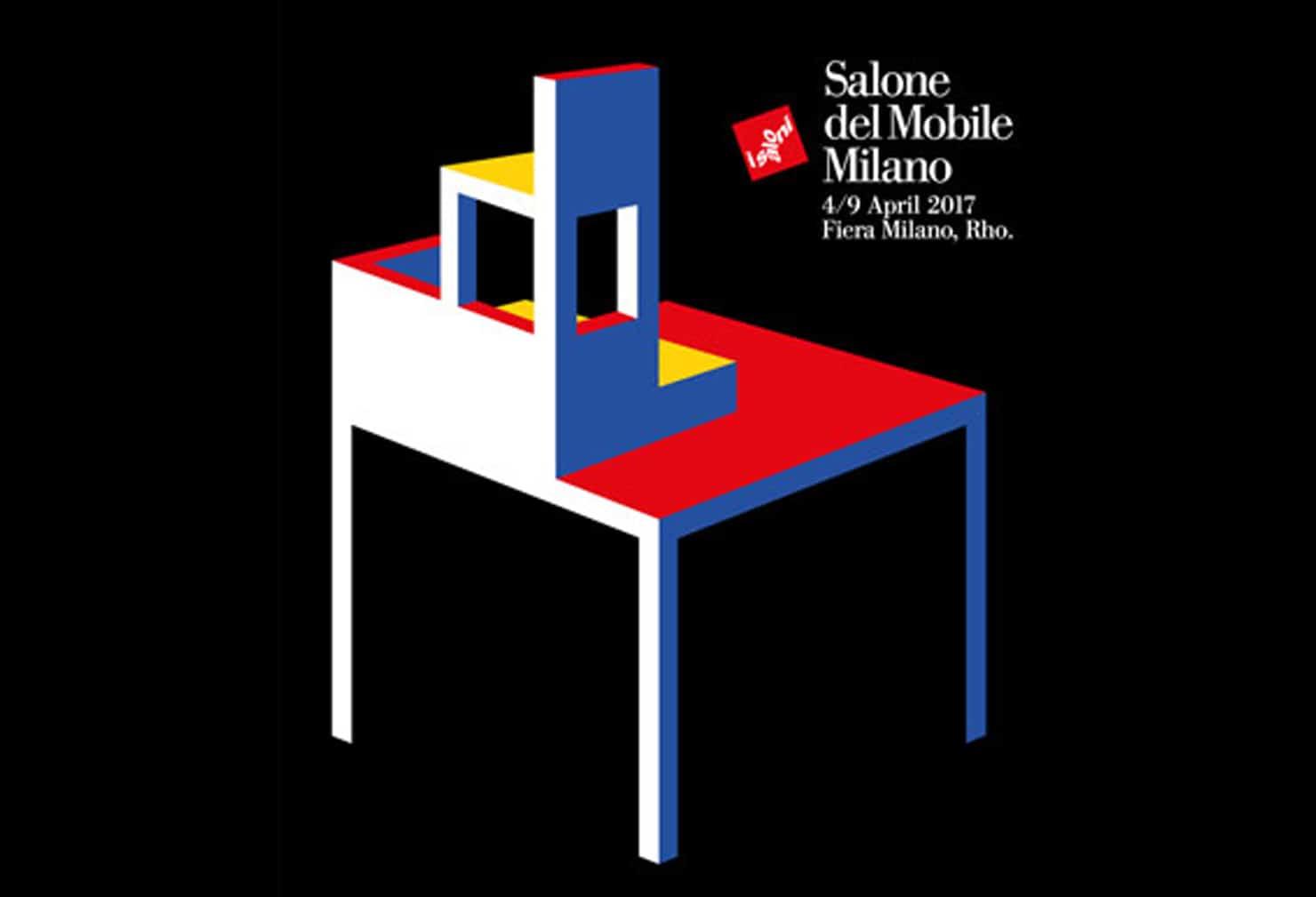 Le salon du Meuble de Milan: les nouveautés 2017