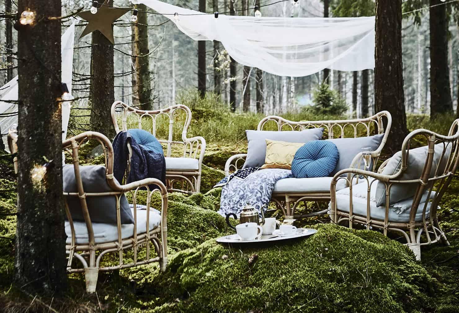Le mariage romantique version IKEA