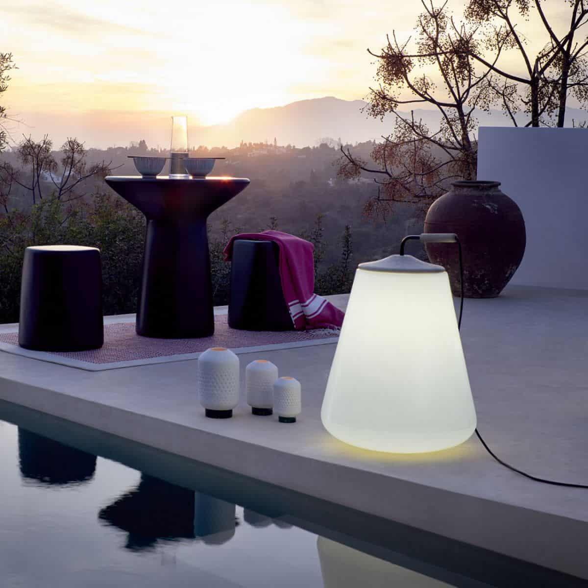 15 lampes pour éclairer votre jardin ou votre terrace cet été