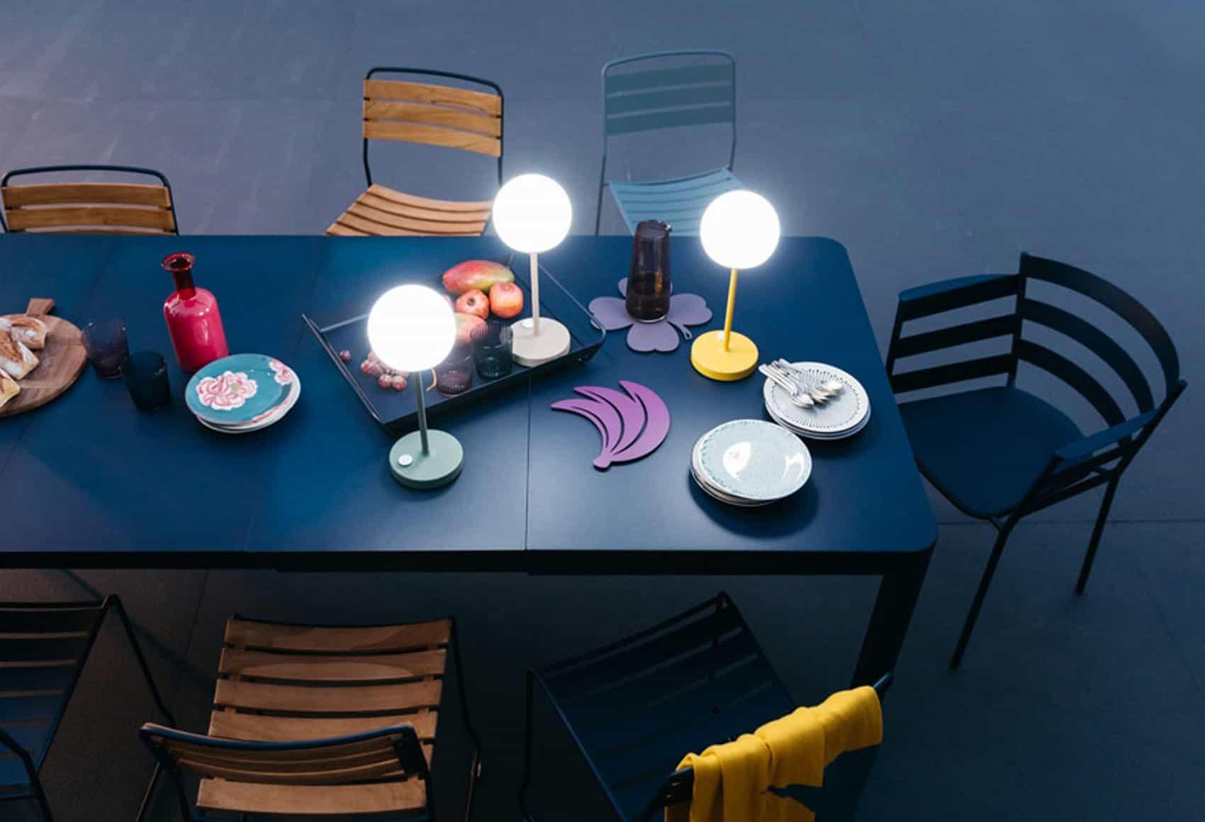 Profitez de votre extérieur tout en couleur & design