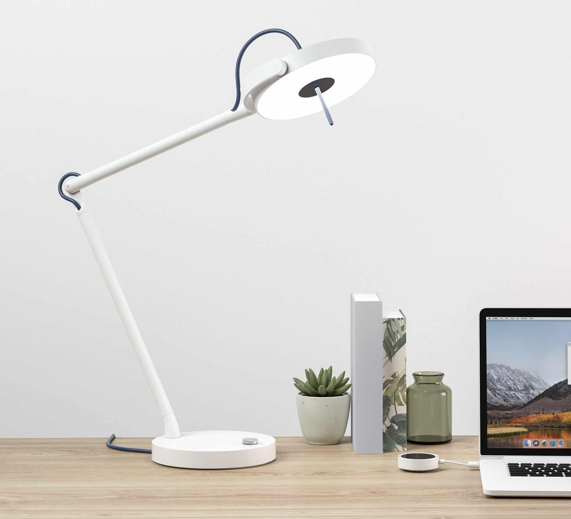 Mylifi La Premiere Lampe Lifi Qui Vous Connecte A Internet Par La