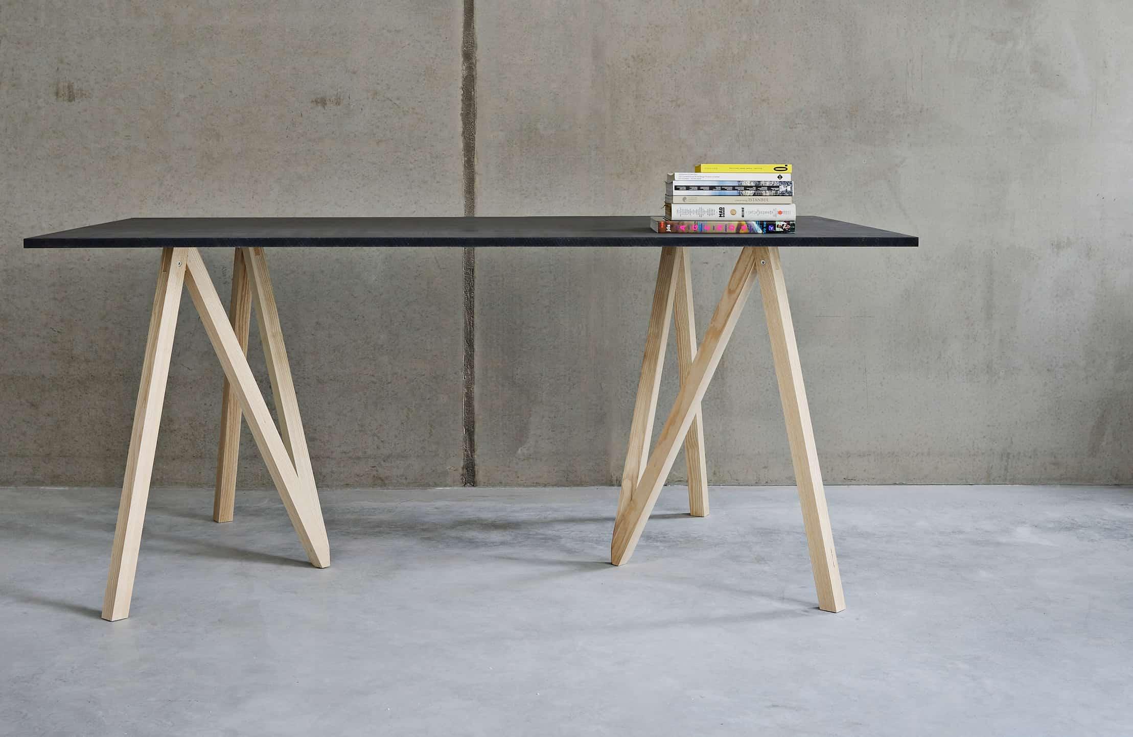 Sélection De 10 Tréteaux Pour Créer Une Table Ou Un Bureau