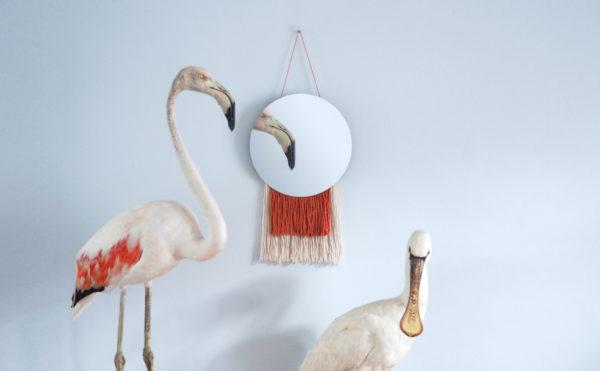 DIY - Tuto miroir à franges