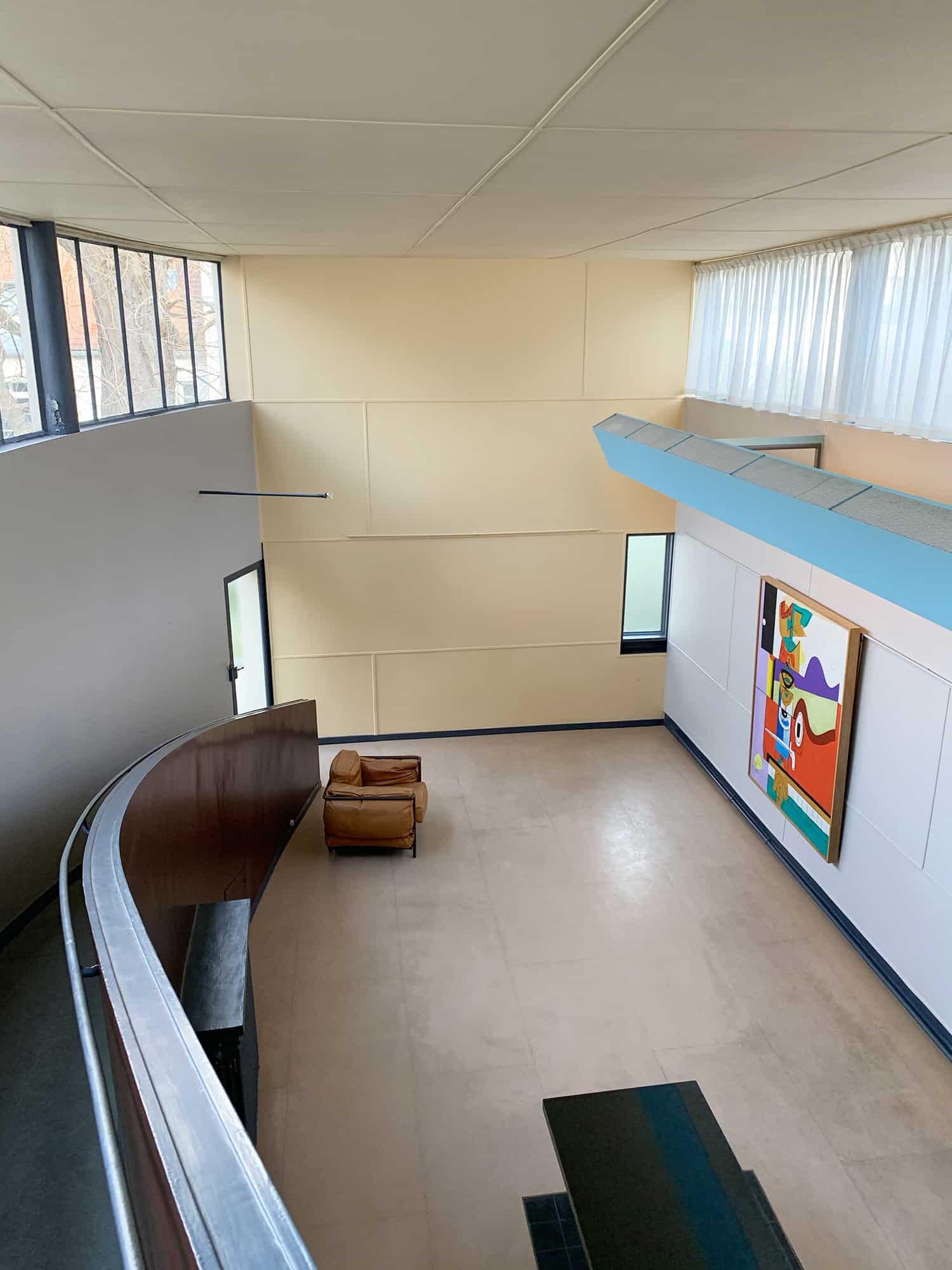 Visite Maison La Roche - Le Corbusier - Galerie