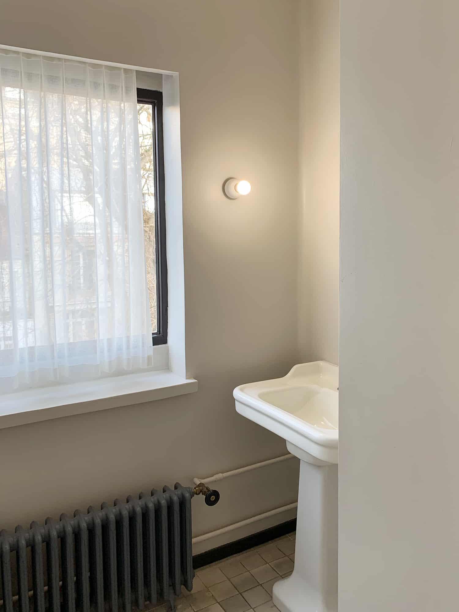 Visite Maison La Roche - Le Corbusier - Salle de bains