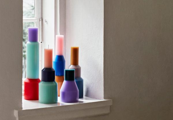 candle - bougie décorative