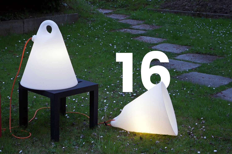 Lampe extérieur - lamp outdoor _ Martinelli Luce