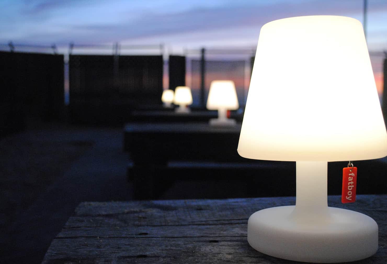 Eclairage De Terrasse Sur Pied 15 lampes pour éclairer votre jardin ou votre terrace cet été