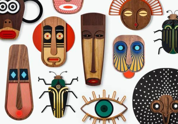 Tzachi Nevo - masques Umasqu