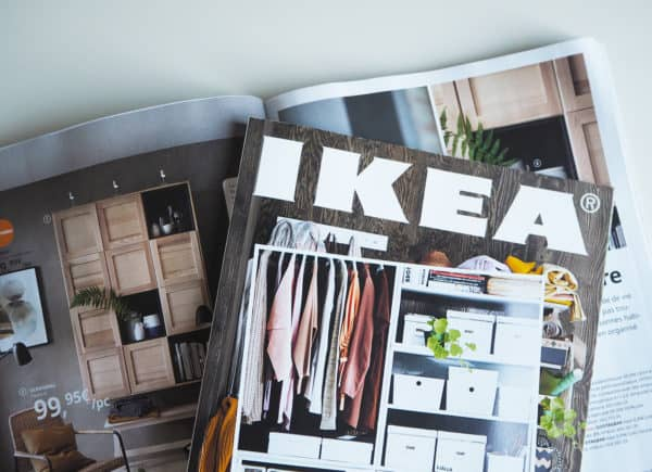 IKEA - NOUVEAU CATALOGUE 2020
