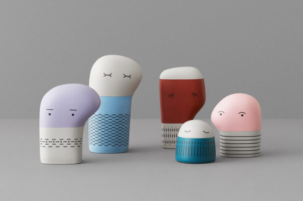 Figurines Normies Normann Copenhagen