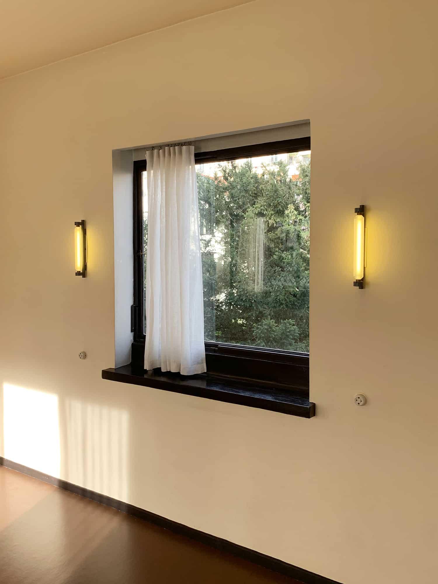 Visite Maison La Roche - Le Corbusier - Chambre