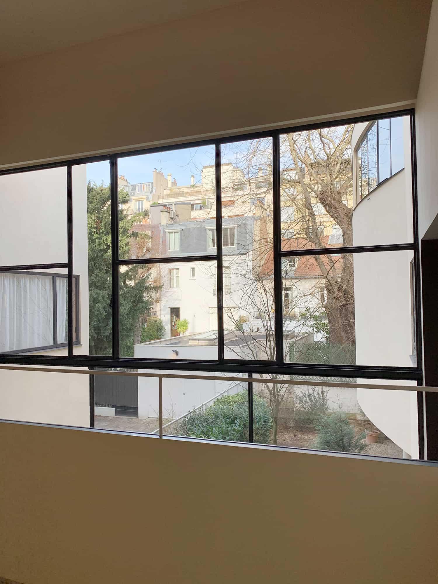 Visite Maison La Roche - Le Corbusier - Hall