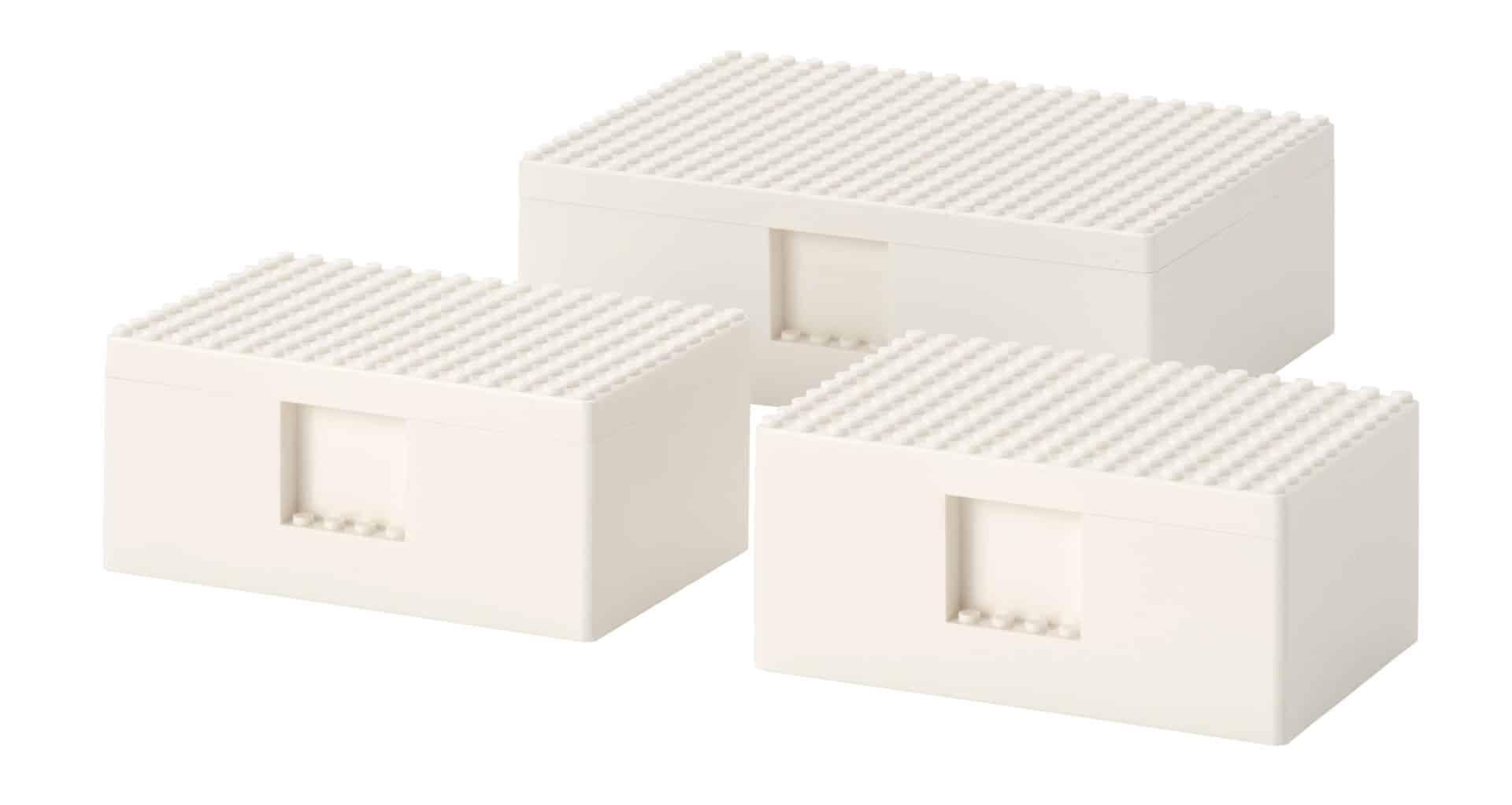 LEGO x IKEA - BYGGLEK