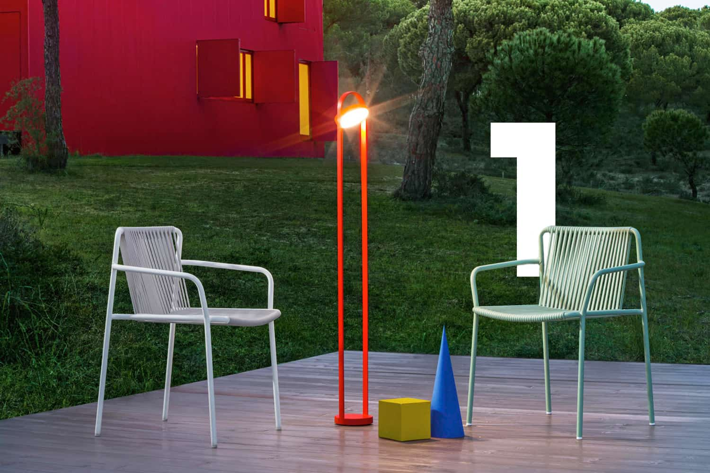 Lampe extérieur - lamp outdoor _ Pedrali