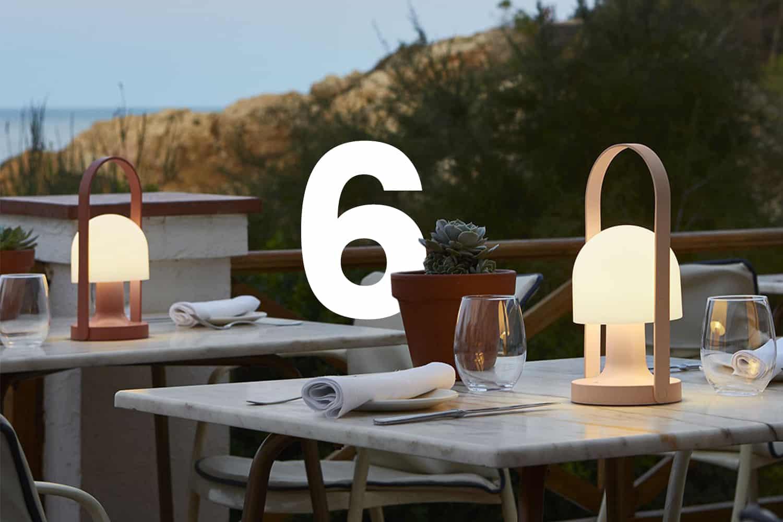 Lampe extérieur - lamp outdoor _ Marset