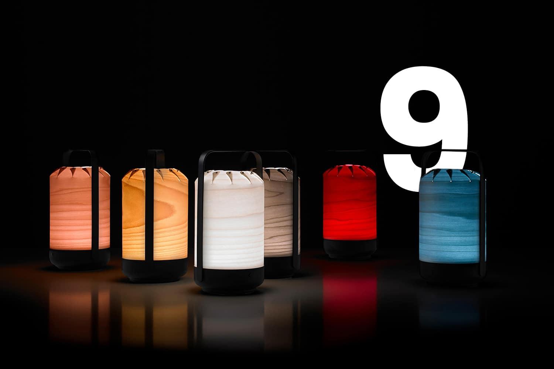 Lampe extérieur - lamp outdoor _ LZF