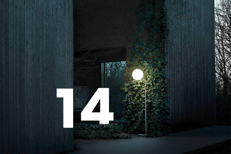 Lampe extérieur - lamp outdoor _ Flos